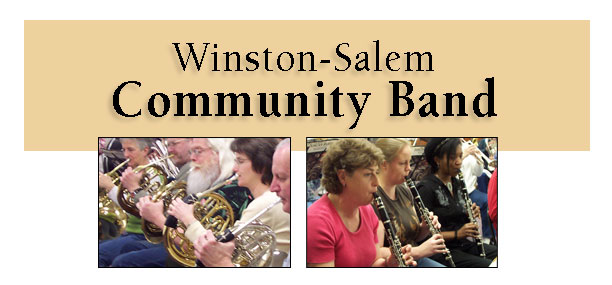Winston Salem Community band